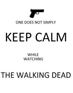 The Walking Dead....my latest obsession.....cant.....stop....need to watch....one more.........episode