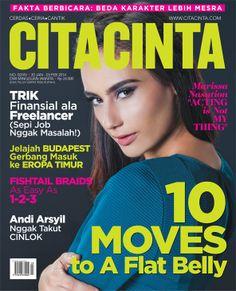 Marissa Nasution #cover #January