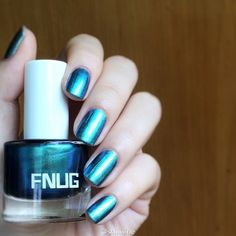 Shady Lady FNUG nails