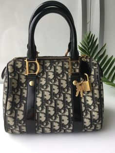 Excited to share this item from my  etsy shop  Authentic Christian Dior Bag  Trotter 2ede1f606b