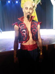compagnia Teatro Matto - Aladdin / Il Principe Alì - il Genio della Lampada