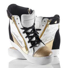 Tênis High Gold @ Labellamafia - Labellamafia