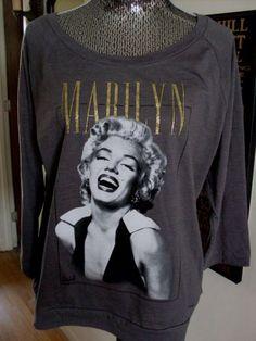 Stunning Marilyn Monroe Classic Tee LJO Collection Clothing  We Ship Internationally