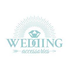 Vintage wedding logo design material 01 - https://www.welovesolo.com/vintage-wedding-logo-design-material-01/?utm_source=PN&utm_medium=welovesolo59%40gmail.com&utm_campaign=SNAP%2Bfrom%2BWeLoveSoLo