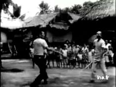 A French Documentary about Arnis in the 1950′s. A rare look at the Warrior Arts of the Philippines in the Nineteen Fifties. Filmed in black and white in French with English subtitles. View it on the Mandirigma Research Organization Youtube Channel.