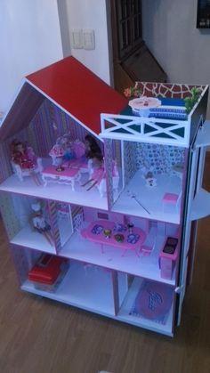 Casita de muñecas Giuliana