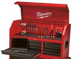 Milwaukee tool box main