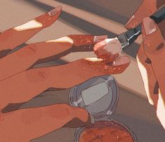 """""""Life Is Tough, But Keep Going"""": Colorful And Sunny Illustrations By Xi Zhang - Anime Aesthetic Anime, Aesthetic Art, Aesthetic Vintage, Aesthetic Grunge, Aesthetic Drawing, Inspiration Art, Art Inspo, Art And Illustration, Anime Kunst"""
