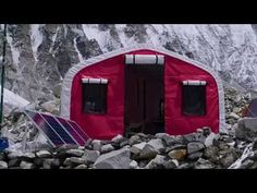 Adventure Consultants - Everest Base Camp Facilities in Great Team, K2, Outdoor Gear, Climbing, Mount Everest, Tent, Things To Come, Base, Adventure