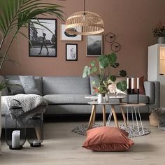 Bilderesultater for jotun pure color savanna sunset Room Colors, House Styles, Living Room Colors, Minimalist Living Room, Living Room Color Schemes, Simple Living Room, Home, Room Wall Colors, Home Decor