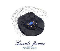 Fleurs à cheveux, Lazuli flower