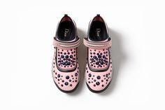 """""""dior fusion"""" sneaker in a combination of pink technical fabrics - Shoes Dior"""