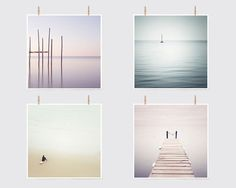 Dreamy Photography Beaches and Lakes  Save 25 by GreenGooseGallery