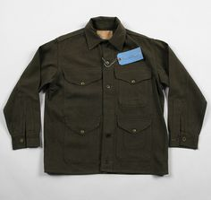 1940s Filson Mackinaw Cruiser Jacket