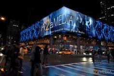 USA: A2aMEDIA to Install Digital Facade at New York's Port Authority Bus Terminal - Ooh-tv