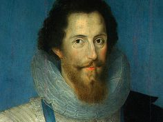 "Robert Devereux, 2nd Earl of Essex (1565 – 1601), Mother was Lettice Knollys , Step- son to Robert Dudley, Earl of Leister. He was a military hero and royal favourite of Elizabeth I, but following a poor campaign against Irish rebels during the Nine Years' War in 1599, he failed in an attempted coup d'état against the queen, called ""The Essex Plot""  and was executed for treason. Great-grandson of Mary Boleyn."