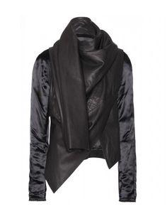 mytheresa.com - Haider Ackermann - RICKIE CROPPED JACKET - Luxury Fashion for Women / Designer clothing, shoes, bags - StyleSays