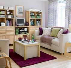 Even though you live in a small house or have a few small spaces in your house to decorate, in this post we have a collection of Stunning Home Decor Ideas For Small Spaces