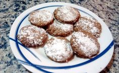 Galletas de avena y coco Muffin, Breakfast, Food, Oatmeal Cookies, Pound Cake, Food Recipes, Cooking, Rye, Kitchen Stove