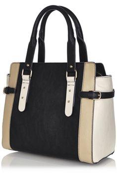 All   Warehouse Uk Sites, Personal Shopping, Shopper Bag, Colour Block,  Leather b17dc53b36