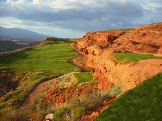 Sand Hollow Golf- Utah's #1 course!