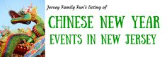 Events in New Jersey and the surrounding area to celebrate the Chinese New Year