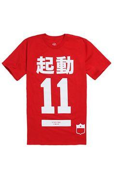 SLC Los Angeles Big In Japan T-Shirt #pacsun