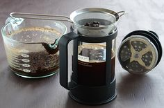 How to Cold-Brew Coffee - The result is a coffee concentrate that's much less bitter than normal, has low acidity (so it seems naturally sweeter), and is nuanced with all those flavor notes that coffee connoisseurs love.