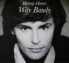 To call him a beauty pioneer is no overstatement: Way Bandy was the first superstar makeup artist. And for photographic makeup techniques, you could say he [. Photographic Makeup, 1970s Makeup, Famous Makeup Artists, Francesco Scavullo, Odd Couples, Makeup Class, Bandy, Beauty Magazine, Makeup Techniques