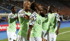 Nigeria to the semis beating South Africa in Cairo - Nigeria Flag, Coach Of The Year, Man Of The Match, Match Highlights, Free Kick, African Men, Great Team, Best Player, Goalkeeper