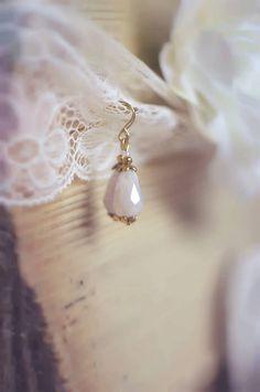 * Pearl Earrings, Drop Earrings, Boutique, Keds, Pearls, Handmade, Shopping, Jewelry, Romantic