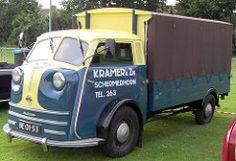 """BE-01-53 Tempo Matador 50 1951 """"Kramer & Zn"""" (Wouter Duijndam) Tags: 50 tempo 1951 matador be0153"""