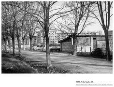 1933.Futura avenida de Carlos III.