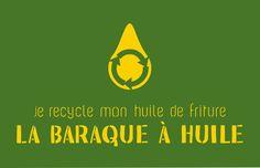 La Baraque à Huile ® Je recycle mon huile de friture  Nouveau projet collaboratif pour favoriser la collecte des huiles de fritures des ménages  http://www.labaraqueahuile.fr/