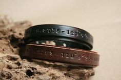 2x Matching Bracelet His and Her Bracelets by SimpleFraction, $19.99
