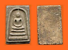 """พระสมเด็จวัดระฆัง พิมพ์ใหญ่ พิมพ์องค์ครู """"องค์เสี่ยสำเพ็ง"""" (Phra Somdej Wat Rakhang) - บ้านพระสมเด็จ"""
