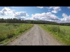 (3) Virtual run in the beautiful countryside and forests on the outskirts of Oslo Norway in 4k - YouTube