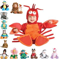 33.25$  Buy now - https://alitems.com/g/1e8d114494b01f4c715516525dc3e8/?i=5&ulp=https%3A%2F%2Fwww.aliexpress.com%2Fitem%2Fbaby-romper-halloween-long-sleeve-set-new-born-baby-clothes-winter-animal-fleece-boy-girls-Halloween%2F32730955101.html - baby costume halloween kids christmas costumes long sleeve new born imported baby clothes winter animal fleece rompers  jumpsuit 33.25$
