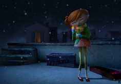 Allumette: Virtual Reality Review of Animation from Penrose Studios | Variety