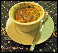 Sweet my Kitchen: Flãs de bacalhau
