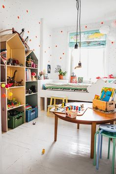 Today we are at family ottosson in malmö to host. The have thousands of decoration ideas. E you can steal just for the home. Kids Bedroom, Bedroom Decor, Kids Room Design, Little Girl Rooms, Kid Spaces, Boy Room, Child's Room, Kids Furniture, Furniture Dolly