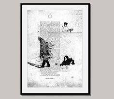 TON TOUR VIENDRA art poster print wall decor wall by interiorart