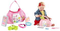 Fisher-Price Laugh & Learn Sis' Smart Stages Purse $11.99 (Was $20) - http://www.swaggrabber.com/?p=312347
