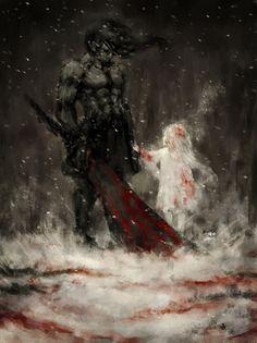 kill them, Berserker by NanFe.deviantart.com on @DeviantArt