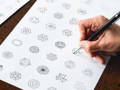 Cryptocurrency Exchange Logo Sketches designed by Ramotion. Connect with them on Dribbble; the global community for designers and creative professionals. App Icon Design, Sketch Design, Art Design, Logo Design Inspiration, Graphic Design, Norman Rockwell, Logo Sketches, Pencil Drawing Tutorials, Art Watercolor