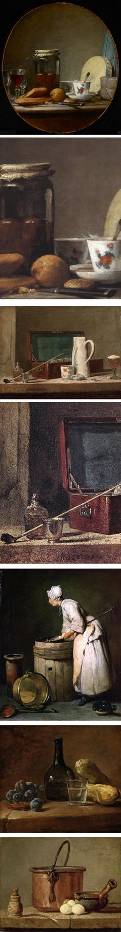 lines and colors :: a blog about drawing, painting, illustration, comics, concept art and other visual arts » Chardin: Painter of Silence