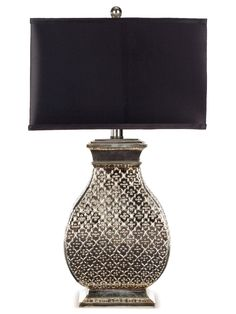 Malaga Table Lamps (Set of 2) by Safavieh at Gilt