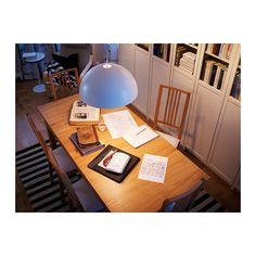 БЬЮРСТА Раздвижной стол  - IKEA 9 999.–
