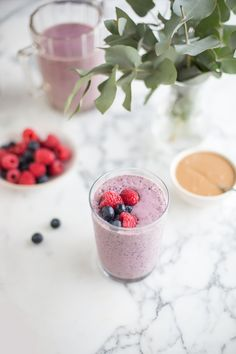 power smoothie with