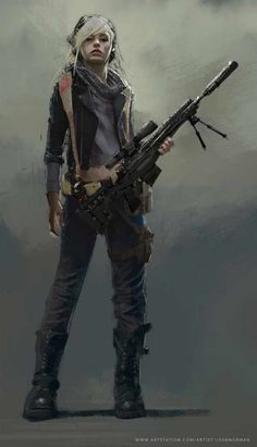64 Badass Cyberpunk Girl Concept Art & Female Character Designs : Sci Fi Rebel By Josh Norman Looking for some badass cyberpunk girl designs? Get inspired & check out these awesome female character concept artworks. Cyberpunk Kunst, Cyberpunk Girl, Cyberpunk Rpg, Sci Fi Characters, Girls Characters, Chica Fantasy, Fantasy Art, Female Character Design, Character Art